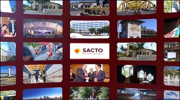 SACTO VIDEO TRAVELS THE WORLD