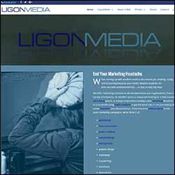 Sacramento Ligon Media Advertising PR Website