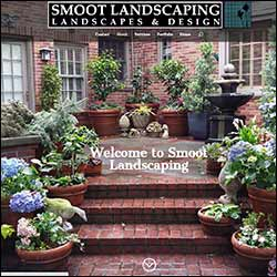 Sacramento Landscape Website Design by Ligon Media