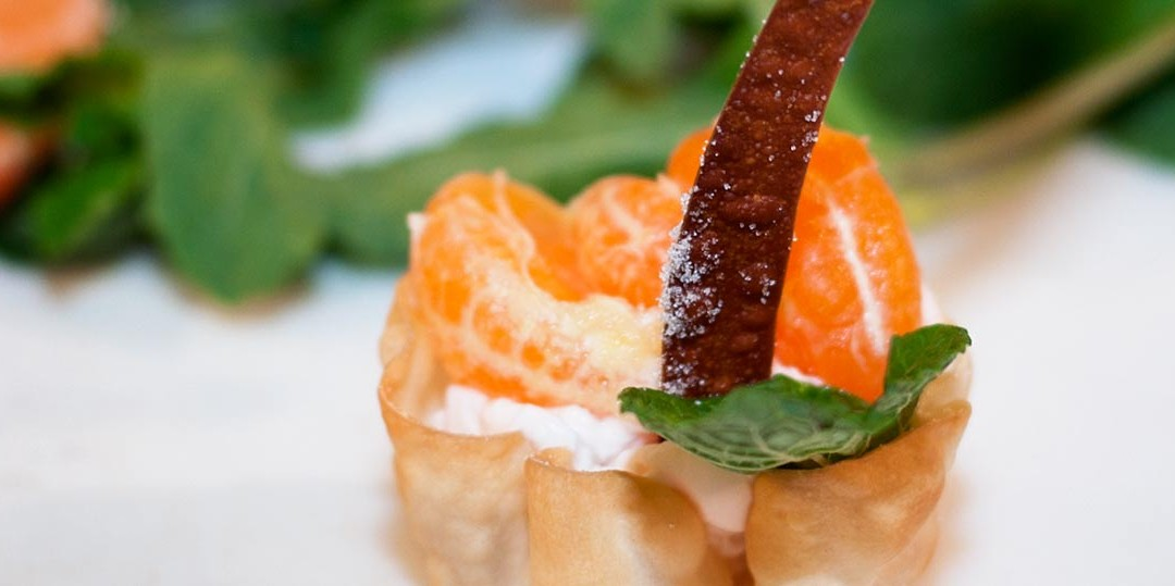 Crisp Catering Thanksgiving TV Treat