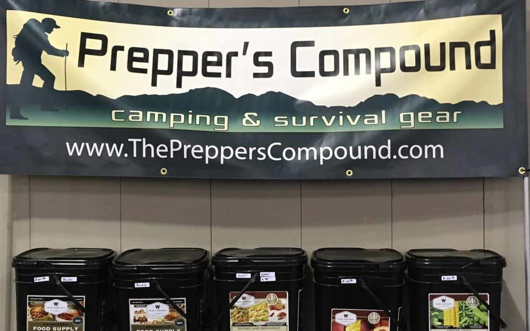 Prepper's Compound Website