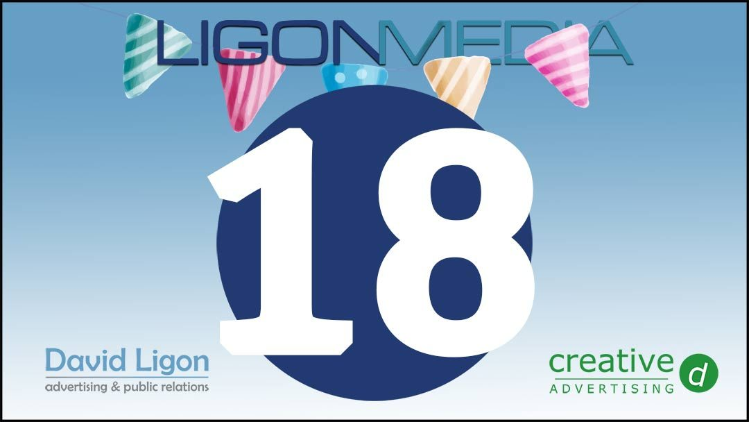 Sacramento Marketing Firm Ligon Media Turns 18